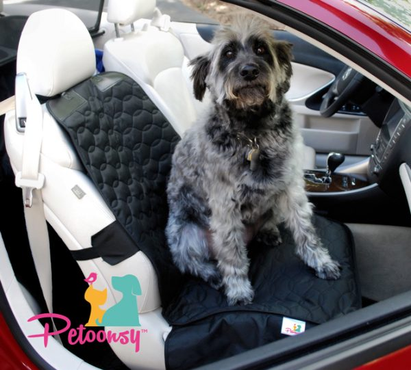 Petoonsy® Bucket Seat Cover for dogs
